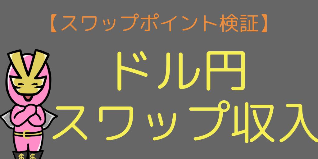 ドル円検証