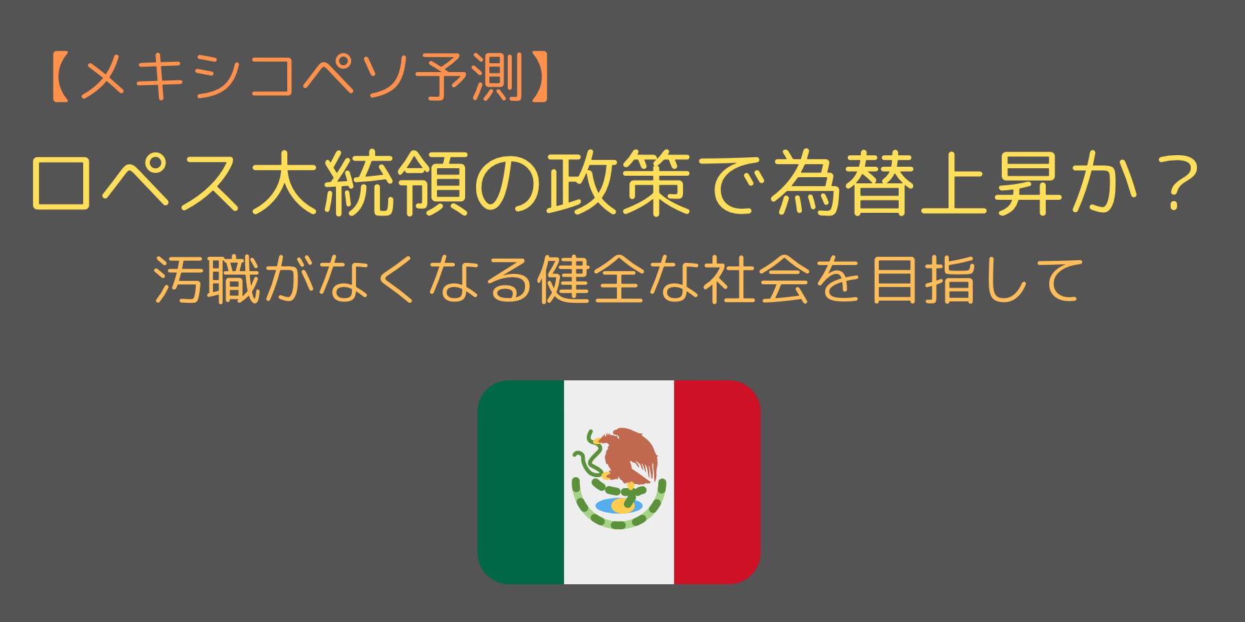 ロペス大統領の政策