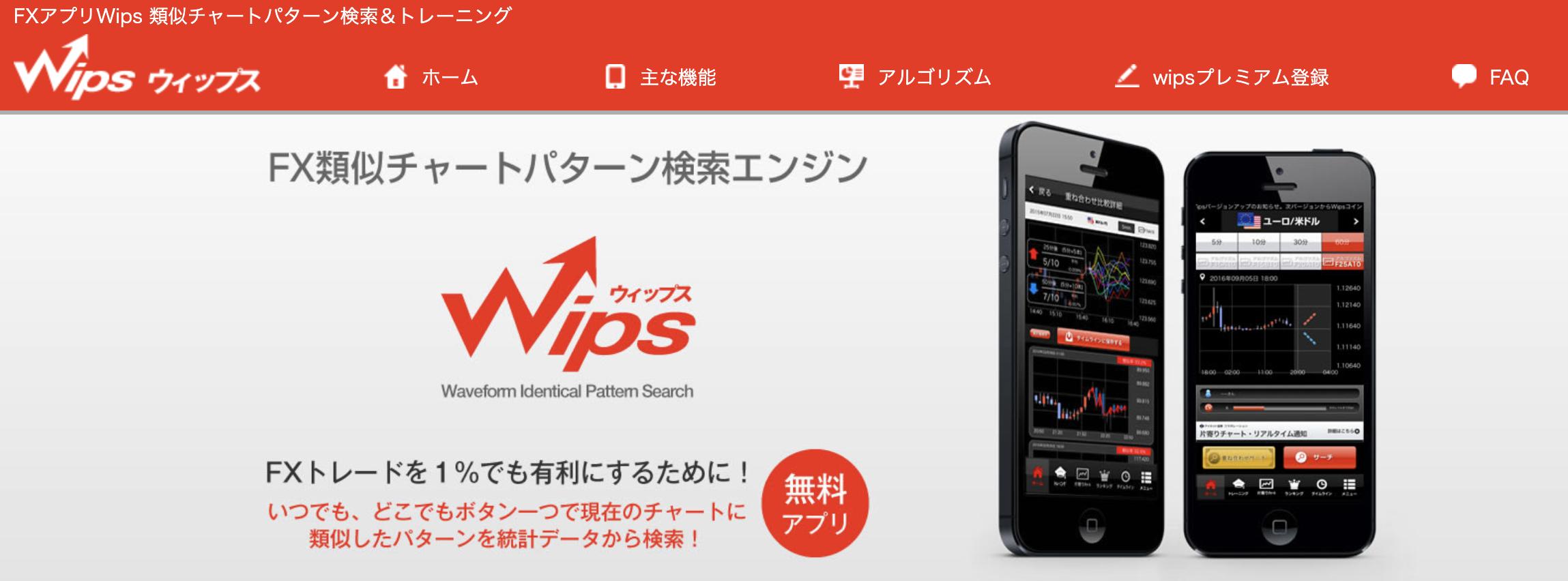 FXのアプリ