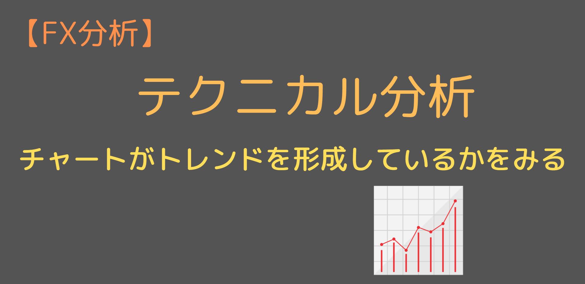 FX テクニカル分析