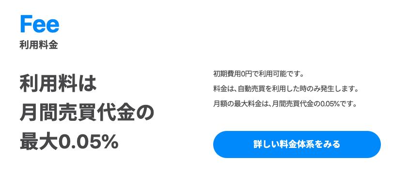 QUOREA FX手数料
