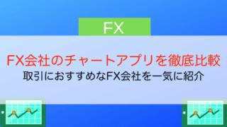 FXチャートアプリ