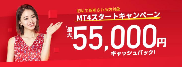 FXTF MT4スタートキャンペーン