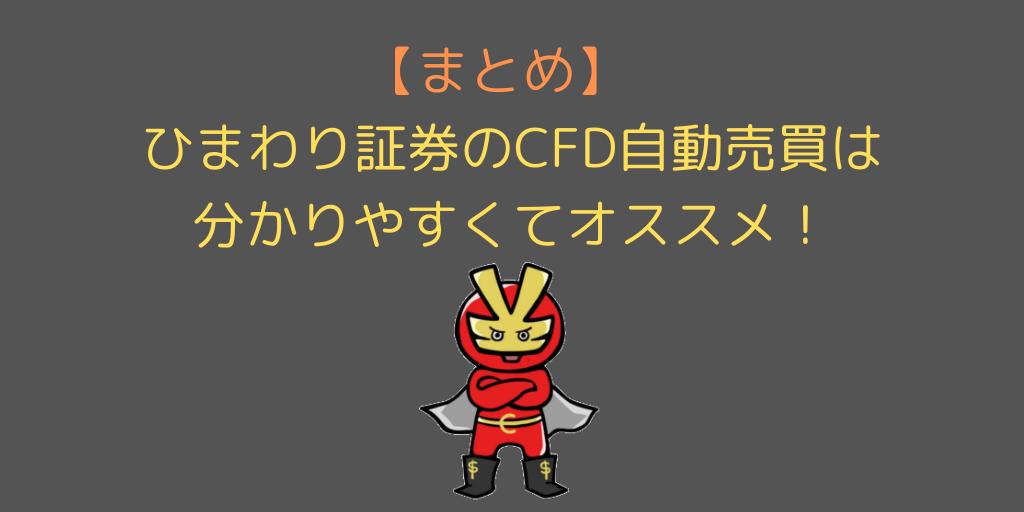 CFDの自動売買まとめ