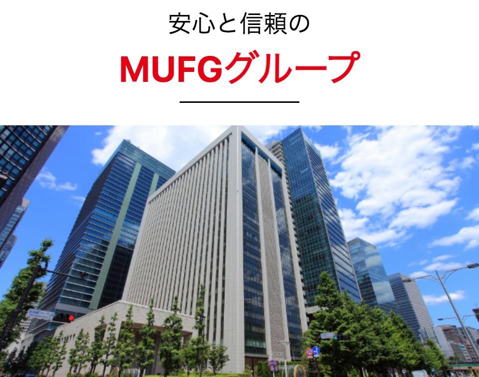 auカブコムFX MUFGグループ